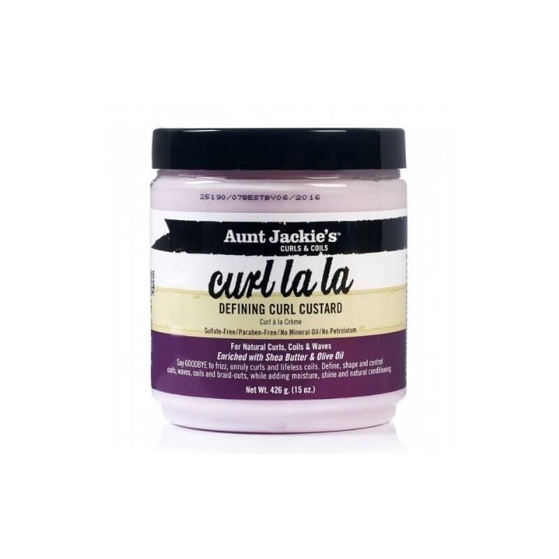 Aunt Jackie's - Curl La La - Defining Curl Custard