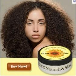 Crème Brillance Nutrition Intense / Nourishing and Shine