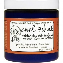CURL REHAB - MOISTURIZING HAIR TREATMENT-Gardenia-Coconut Scent