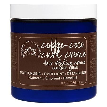 Coffee-Coco Curl Cream