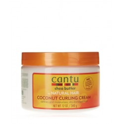 Cantu - Natural Hair - Coconut Curling Cream