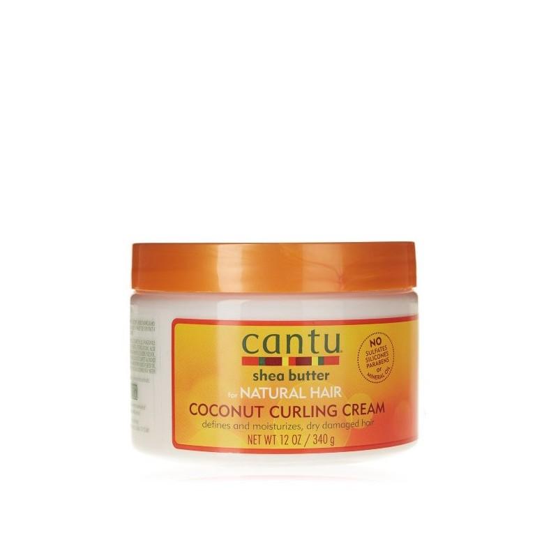 Cantu - Natural Hair - Coconut Curling Cream