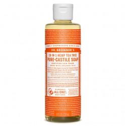 DR. BRONNER'S- Pure Castille Soap -Tea Tree 237ml