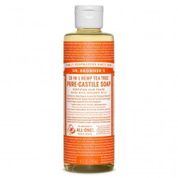 DR. BRONNER'S- Pure Castille Soap -Tea Tree