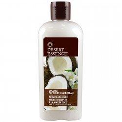 Desert Essence Coconut Soft Curls Cream