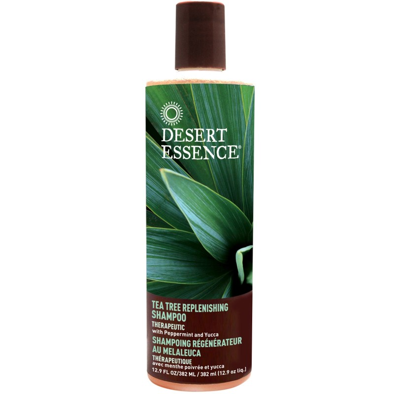 Desert Essence Shampoing Clarifiant au Melaleuca