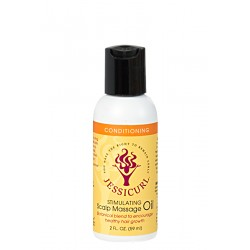 Stimulating Scalp Massage Oil