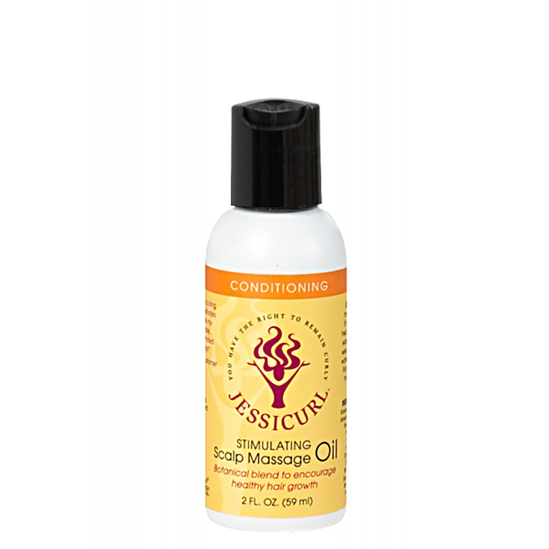 Stimulating Scalp Massage Oil / Huile de Massage Stimulante - 59ml