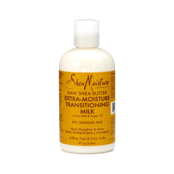 Raw Shea Butter Extra-Moisture Transitioning Milk