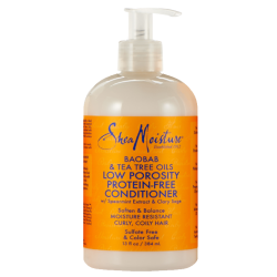 Shampoing Low Porosity - Sans Sroteines - Baobab & Tea Tree Oils