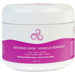CURLS VITAMINS Repairing Mask