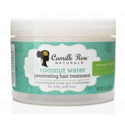 Camille Rose Naturals Coconut Water Après-shampoing - Penetrating Hair Treatment