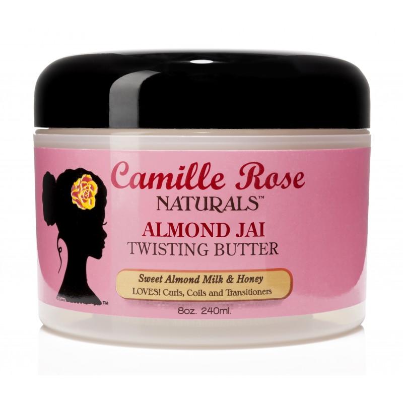 Camille Rose Naturals - Crème pour Twist - Almond Jai Twisting Butter