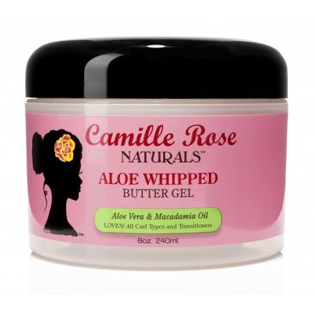 Camille Rose Naturals - Gel Définition Intense à l'Aloé - Aloe Whipped Butter Gel