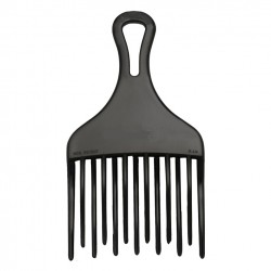 Large Luxe Afro Comb Professional BLister