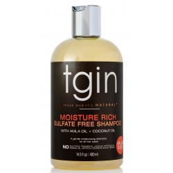 Tgin - Sulfate Free Shampoo For Natural Hair