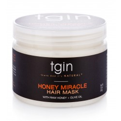 Tgin - Honey Miracle Deep Conditioner For Natural Hair e