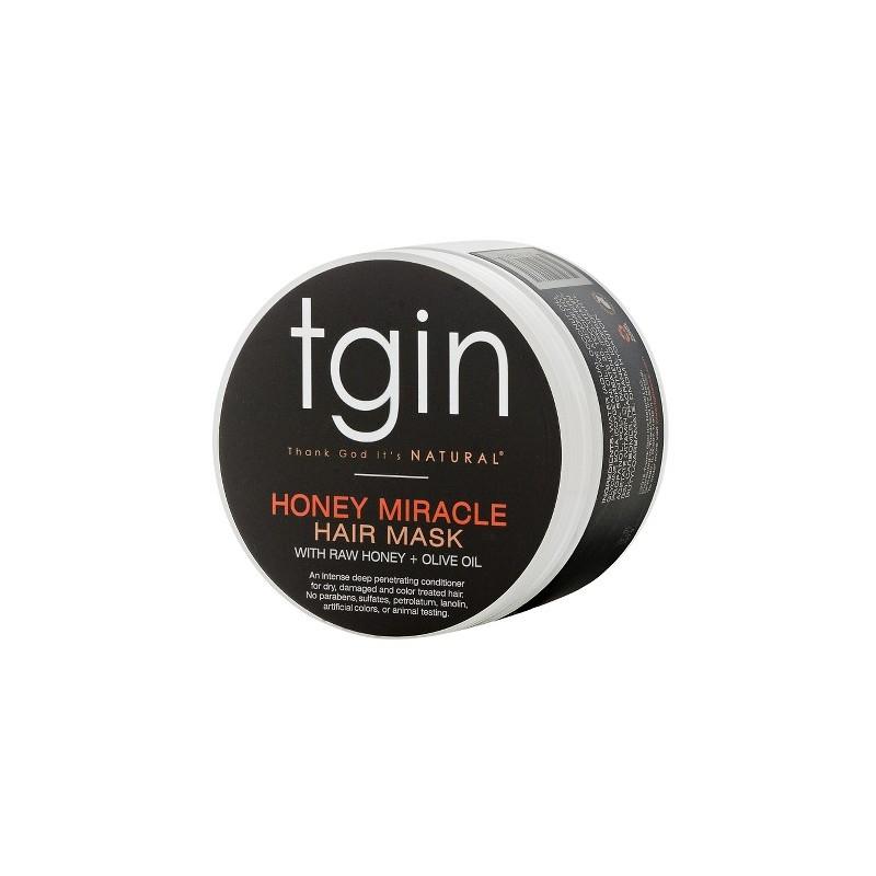 Tgin - Honey Miracle Masque Réparateur