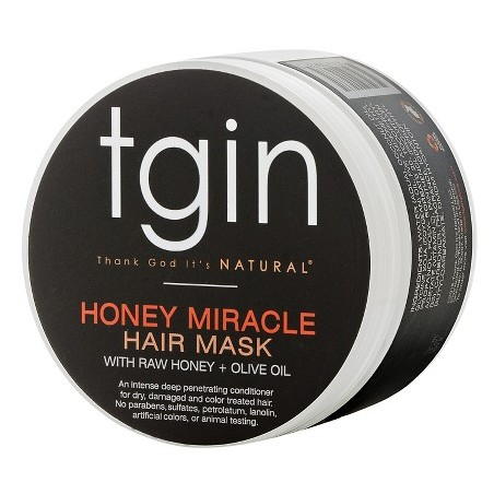 Tgin - Honey Miracle Masque Réparateur