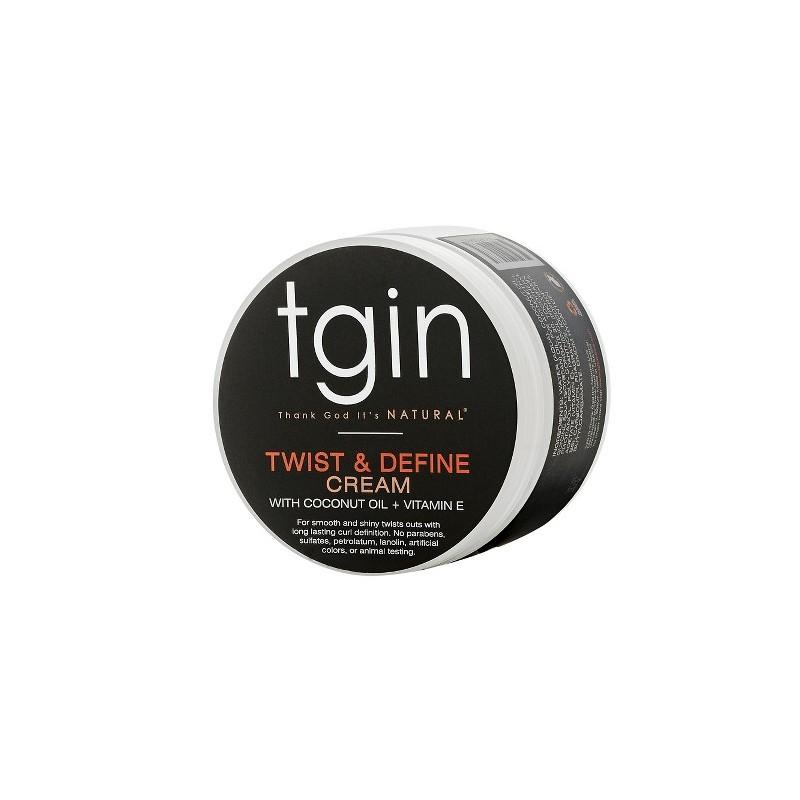 Tgin - Twist And Define Crème de maintien
