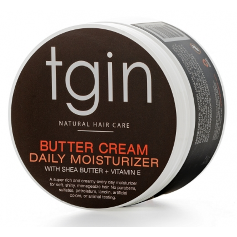 Tgin - Butter Cream Moisturizer For Natural Hair