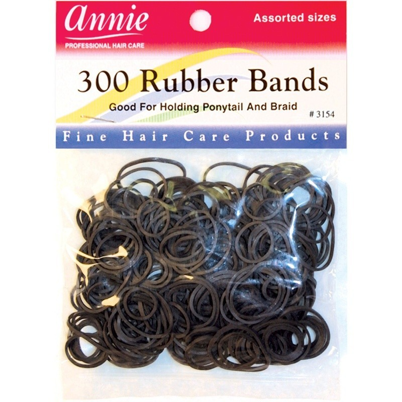 Rubber Bands - Black