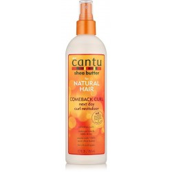 Cantu Natural Spray Activateur de Boucles - Come Back Curls !