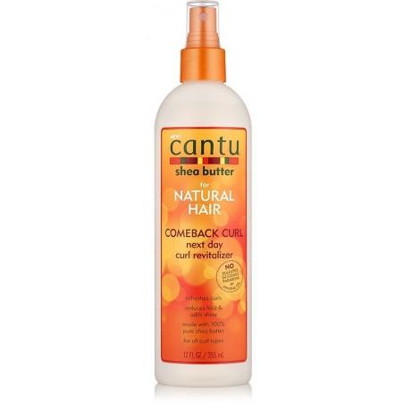Cantu Natural Spray Activateur de Boucles - ComeBack Curls !