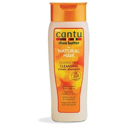 Cantu Natural - Shampoing Crémeux - Sulfate Free Cleansing Cream Shampoo