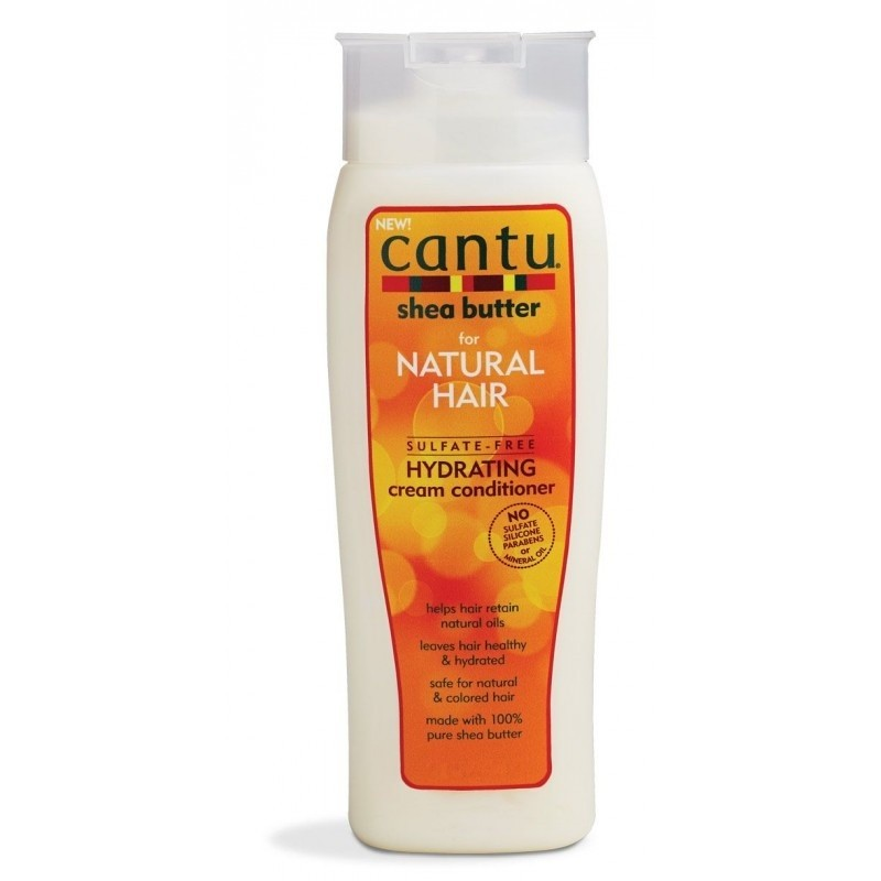 Cantu Natural - Après Shampoing Crémeux - Sulfate Free Hydrating Cream Conditioner