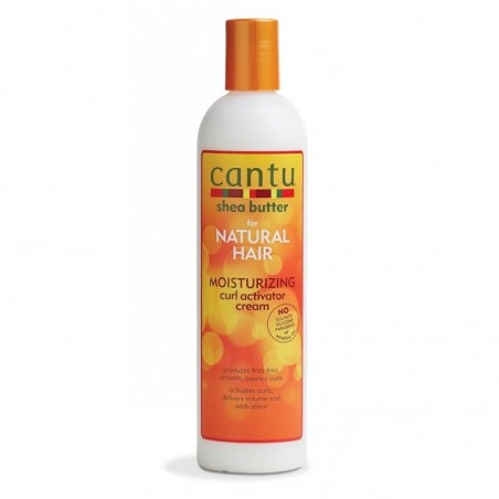 Cantu Natural Coconut Moisturizing Curl Activator Cream