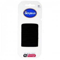 DENMAN 30 Elastiques 2mm noirs