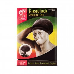 Titan Bonnet protecteur pour locks Dreadlock Stoking Cap