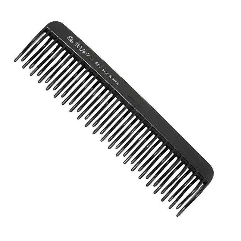 "Comb with curved teeth ""ANGELA"""