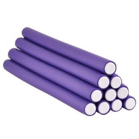 12 Flexi Rods Violet diamètre 2 cm