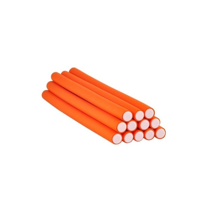 12 Flexi Rod Set Orange