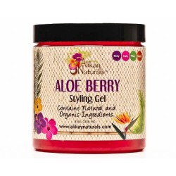 Alikay Naturals Aloe Berry Styling Gel 8 oz