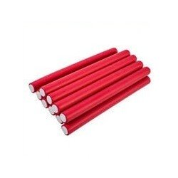 12 Flexi Rod Set Red