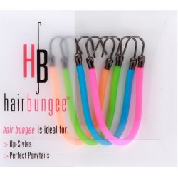 Hair Bungee Silicone - Session Master - Candy