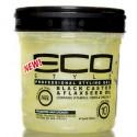 Gel Eco Styler Black Castor Oil Flaxseed Gel