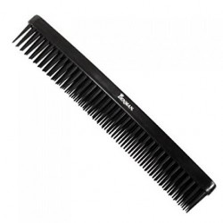 D12 Black three rows comb