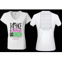 "T-shirt ""Length Check"" Mielle"