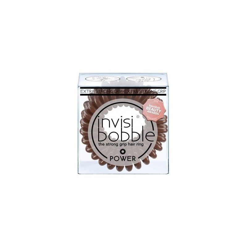 InvisiBobble - Power - Pretzel Brown