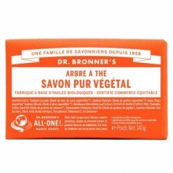 DR. BRONNER'S- Pure Castille Soap - Solid - Tea Tree