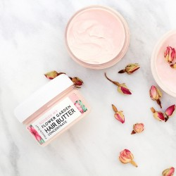Beurre à la Rose - Flower Garden Hair Butter - 120 gr