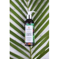 African Citrus Bloom Scalp & Hair Oil - Flora & Curl