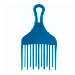Large Afro Comb double pin (color)