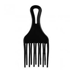 Medium Afro Comb double pin (color)