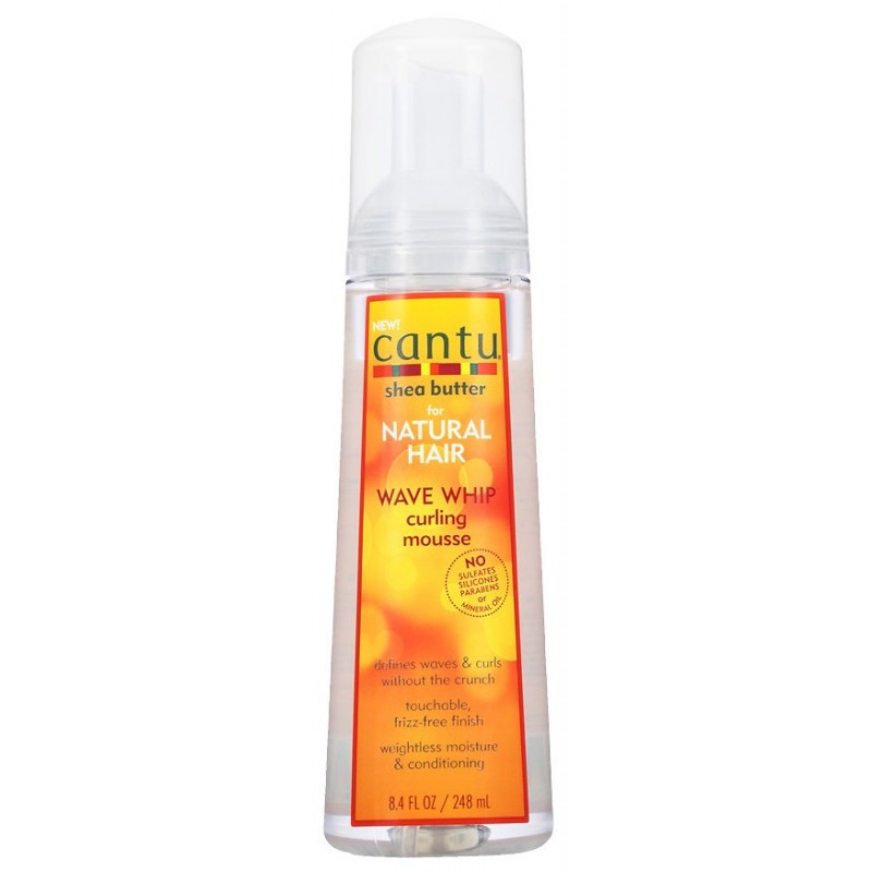 Cantu - Wave Whip Curling Mousse