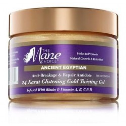 Ancient Egyptian Gel 24 Karat Glistening Twisting Gel